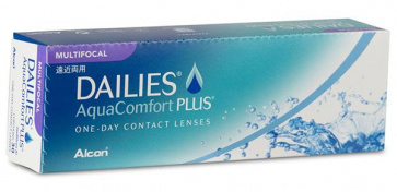 Dailies Aqua Comfort Plus Multifocal - 30 Lenti