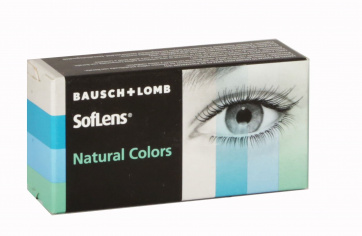Soflens Natural Colors Neutre - 2 Lenti