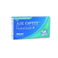 Air Optix plus HydraGlyde for Astigmatism - 3 Lenti