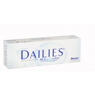Focus Dailies All Day Comfort - 30 Lenti