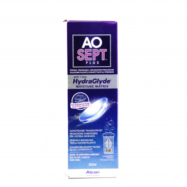Aosept Plus (360 ml) - Ogni 2 pz. in REGALO 1 Perossido Soleko (360ml)