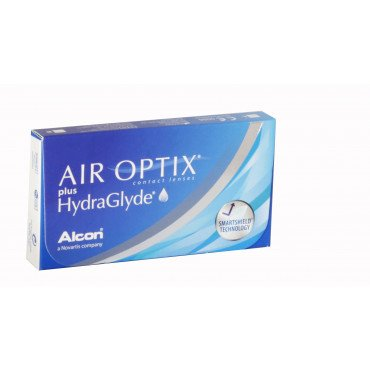 Air Optix HydraGlyde - 3 Lenti