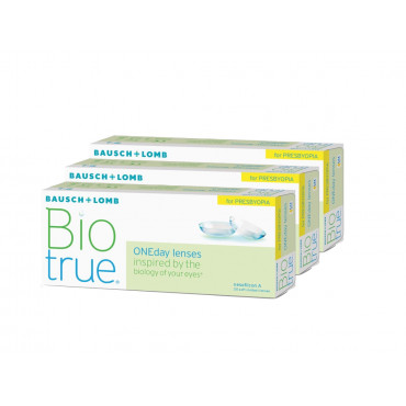 Biotrue Oneday for Presbyopia - 90 Lenti