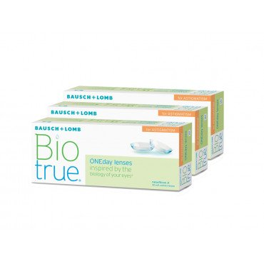 Biotrue OneDay for Astigmatism - 90 Lenti