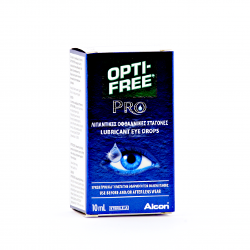 Optifree Pro – Lens Drops (10ml)