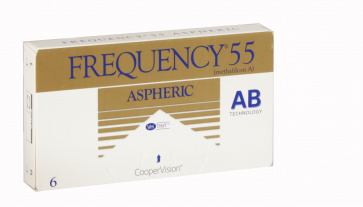 Frequency 55 Aspheric - 3 Lenses