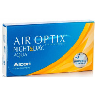Air Optix Night and Day Aqua - 6 Lenses