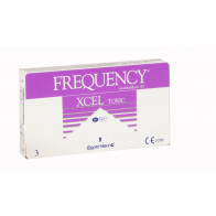 Frequency Xcel Toric - 3 Lenses