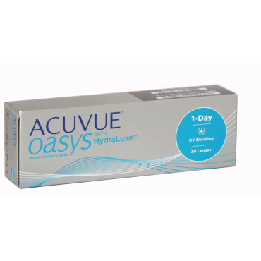 Acuvue Oasys 1-Day - 30 Lenses