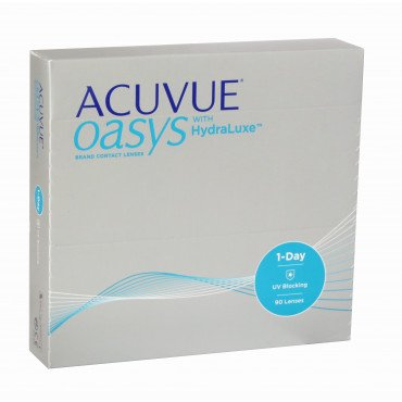 Acuvue Oasys 1-Day - 90 Lenses