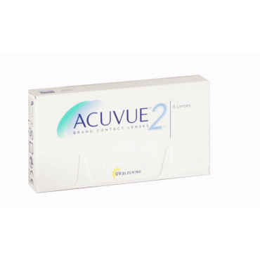 Acuvue 2 - 6 Lenses