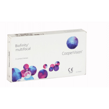 Biofinity Multifocal - 3 Lenses