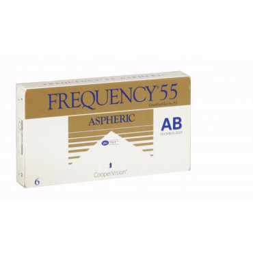 Frequency 55 Aspheric - 6 Lenses
