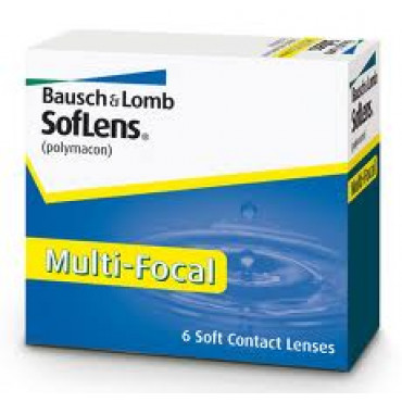 Soflens Multifocal - 6 Lenses