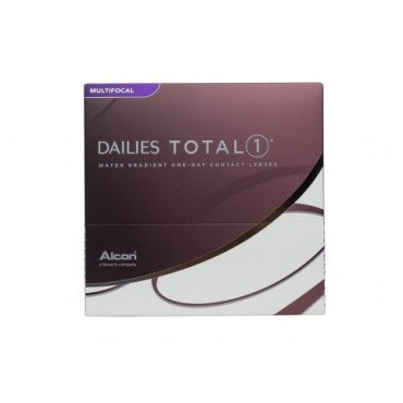 Dailies Total 1 Multifocal - 30 Lenses